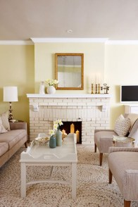 Awesome Fireplace Design Ideas For Small Houses 08