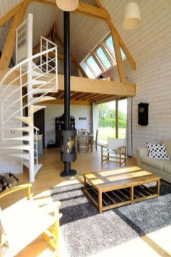 Awesome Fireplace Design Ideas For Small Houses 11