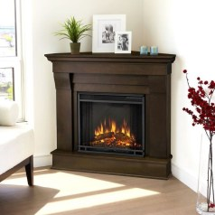 Awesome Fireplace Design Ideas For Small Houses 13