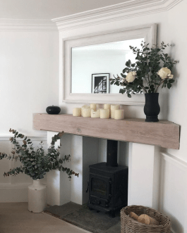 Awesome Fireplace Design Ideas For Small Houses 18