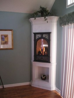 Awesome Fireplace Design Ideas For Small Houses 19