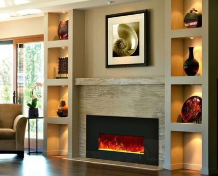 Awesome Fireplace Design Ideas For Small Houses 48