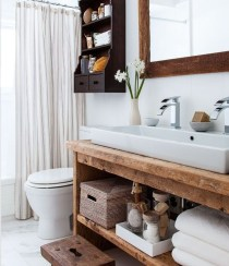 Awesome Winter Bathroom Decor You Need To Have 19