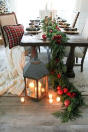 Beautiful Christmas Dining Room Decor Ideas Should You Apply This Winter 20