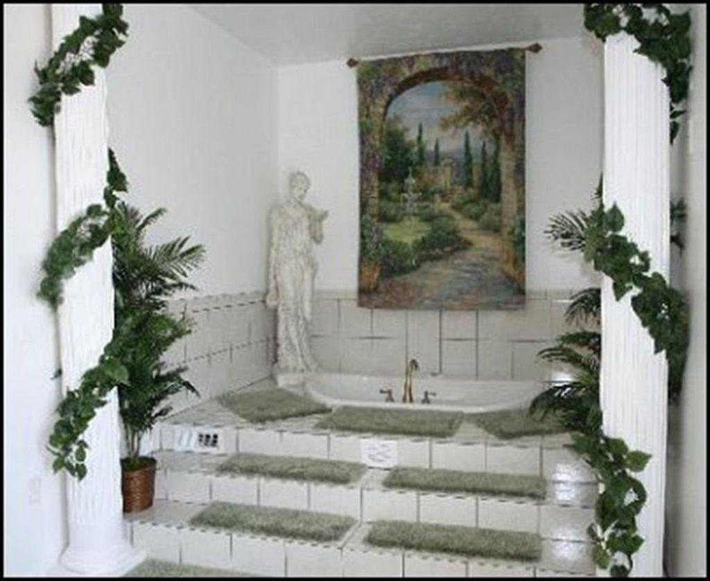 Beautiful Romantic Bathroom Decorations 12