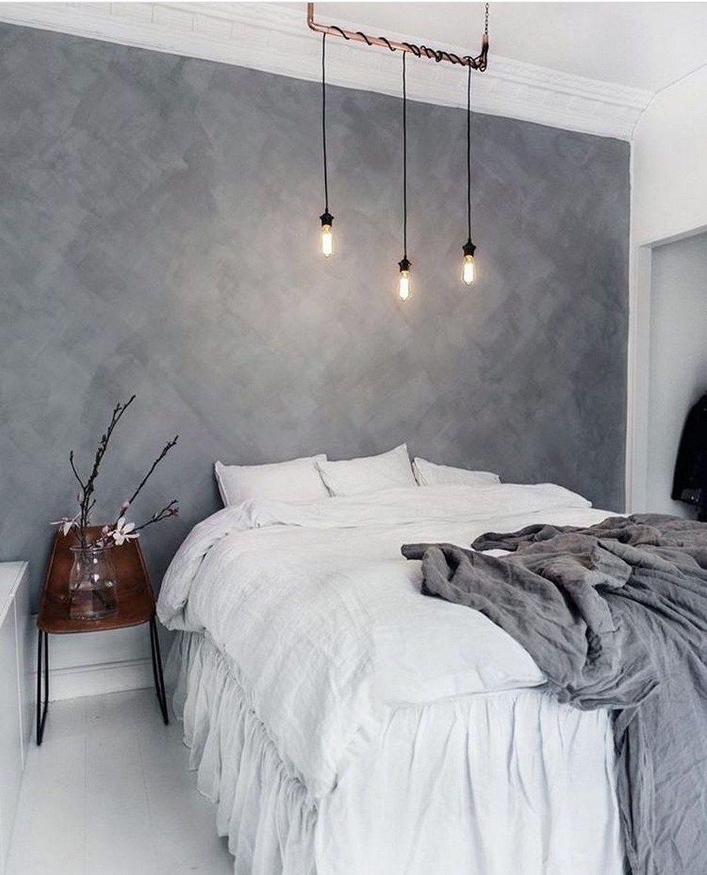 Beautiful White Bedroom Design Ideas 04