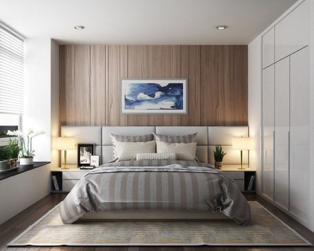Beautiful White Bedroom Design Ideas 14