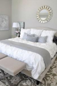 Beautiful White Bedroom Design Ideas 38