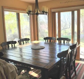 Choosing The Right Farmhouse Dining Room Table 21