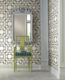 Modern Minimalist House Design In Black And White Color Scheme 09