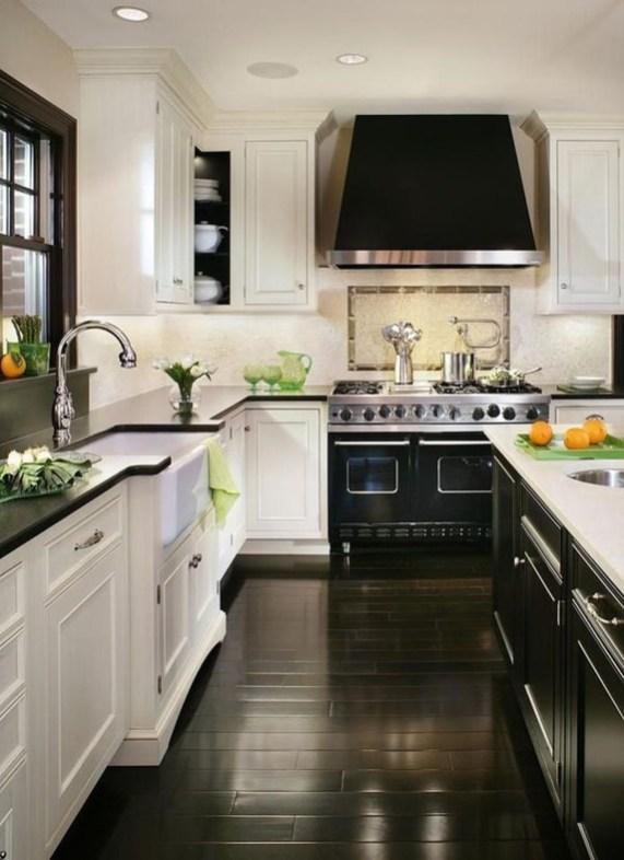 Modern Minimalist House Design In Black And White Color Scheme 45