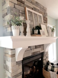 Nice Mantel Decorations Best For Winter 21