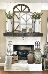 Nice Mantel Decorations Best For Winter 40