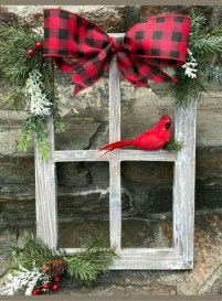 Perfect Ideas To Have Great Vintage Christmas Decoration 33