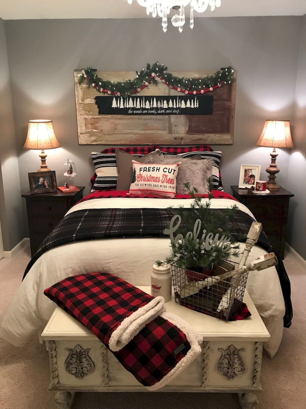 Perfect Ideas To Have Great Vintage Christmas Decoration 36