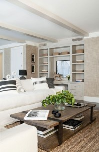 Popular Modern Coffee Table Ideas For Living Room 03