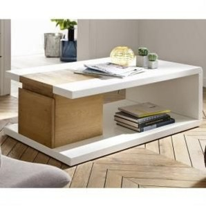 Popular Modern Coffee Table Ideas For Living Room 12
