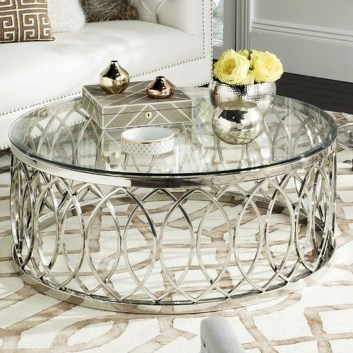 Popular Modern Coffee Table Ideas For Living Room 13