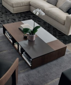 Popular Modern Coffee Table Ideas For Living Room 23