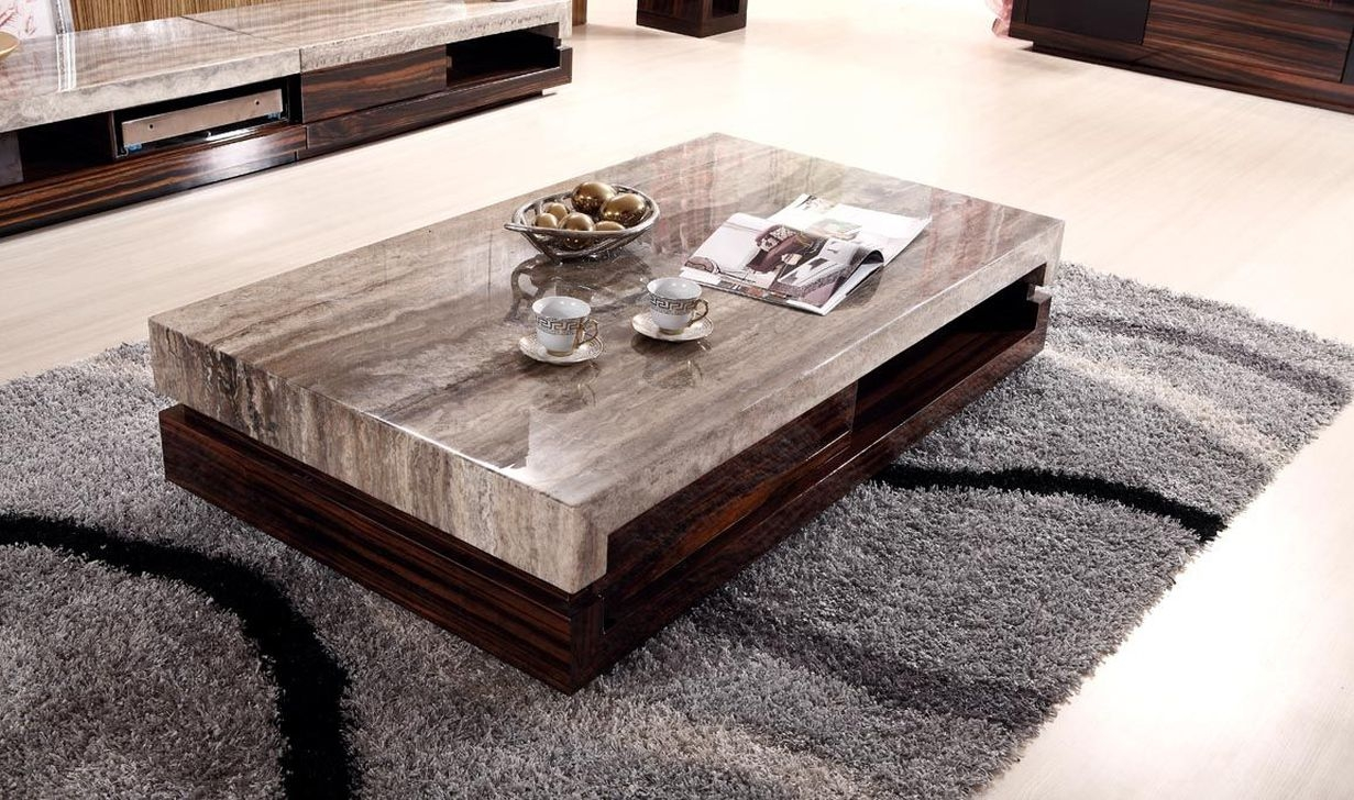 Popular Modern Coffee Table Ideas For Living Room 41