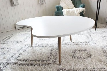 Popular Modern Coffee Table Ideas For Living Room 45