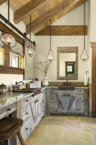Popular Rustic Kitchen Cabinet Should You Love 10
