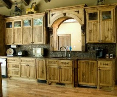 Popular Rustic Kitchen Cabinet Should You Love 39