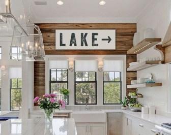 Stunning Modern Farmhouse Decorations Ideas 29