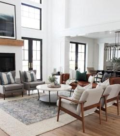 Stunning Modern Farmhouse Decorations Ideas 40