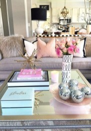 Stunning Romantic Living Room Decor 03