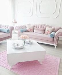 Stunning Romantic Living Room Decor 05