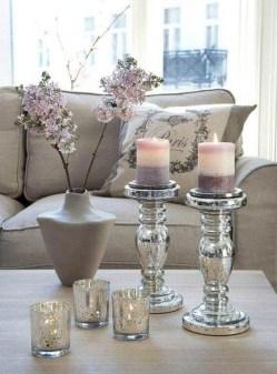 Stunning Romantic Living Room Decor 06