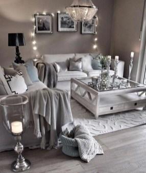 Stunning Romantic Living Room Decor 07