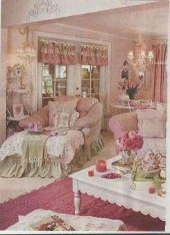 Stunning Romantic Living Room Decor 08