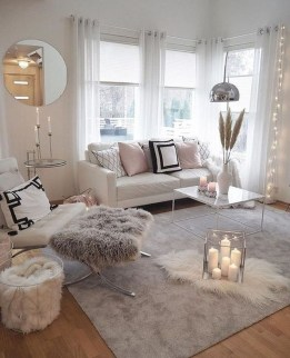 Stunning Romantic Living Room Decor 39