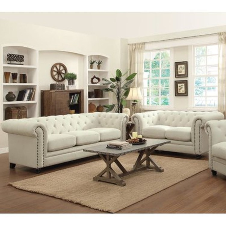 Stunning Romantic Living Room Decor 47
