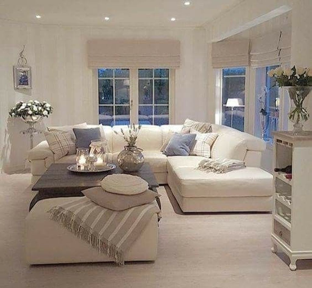 Stunning Simple Living Room Ideas 12
