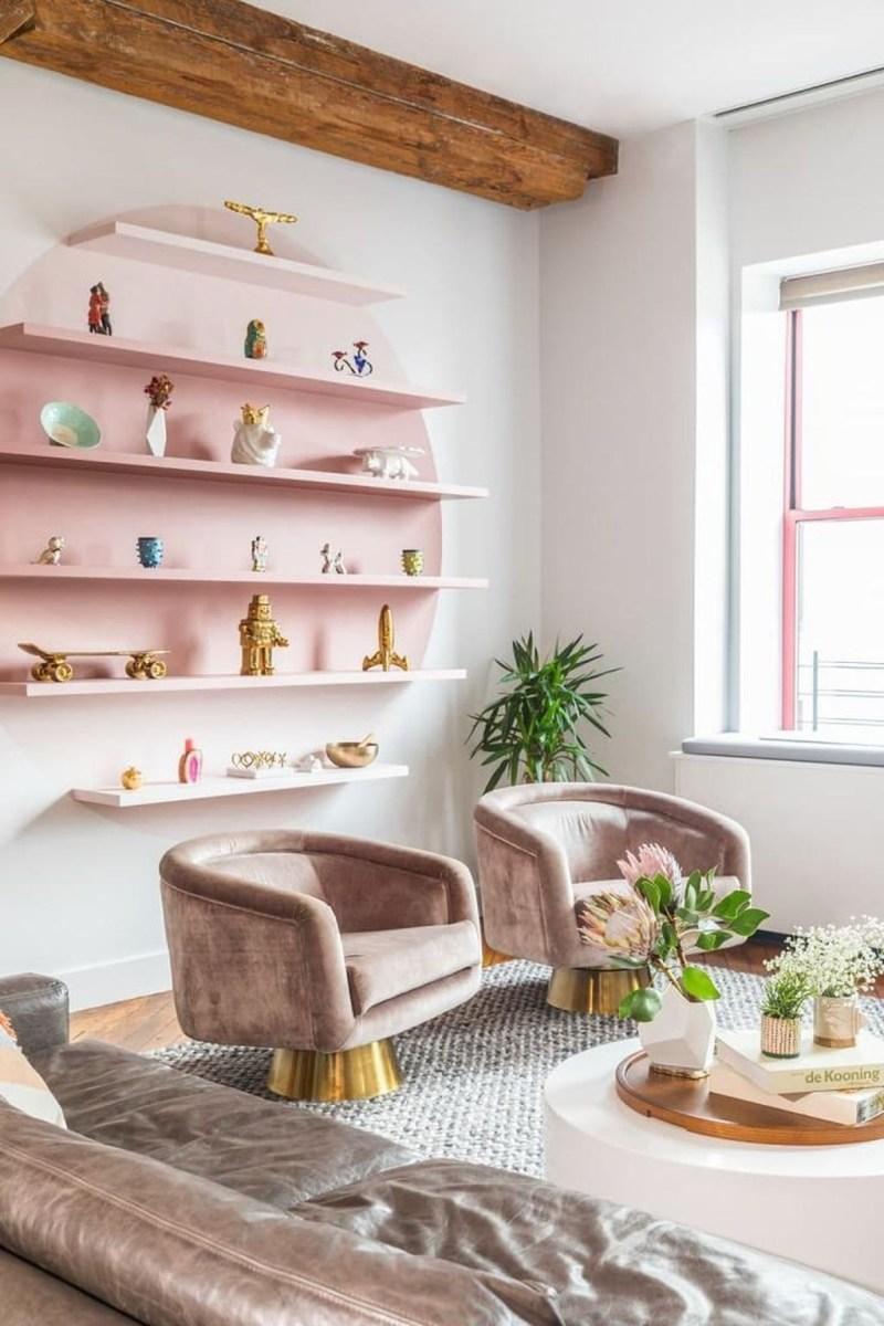 Stunning Simple Living Room Ideas 13