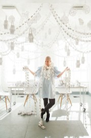 Stunning Winter Office Decorations That You Can Easily Make 05