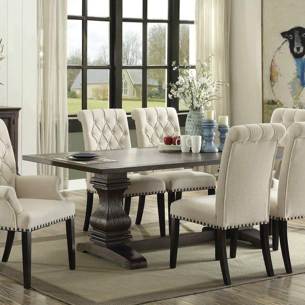 Sweet Romantic Dining Room Decor 14
