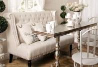 Sweet Romantic Dining Room Decor 40