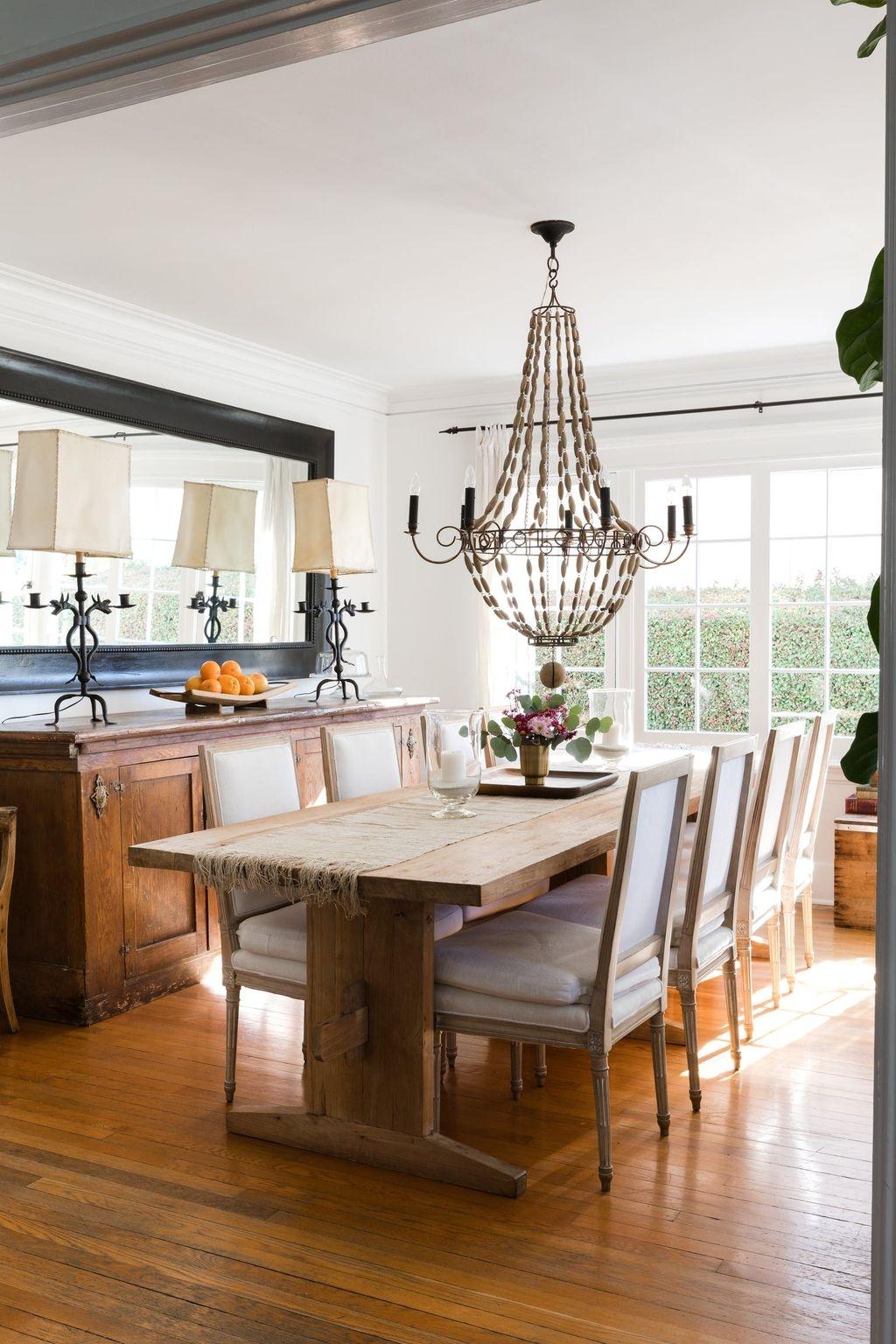 Sweet Romantic Dining Room Decor 45