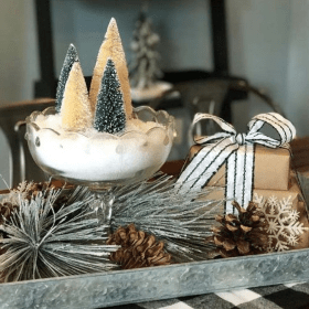 The Best DIY Christmas Centerpiece Decoration For Your Amazing Christmas 01