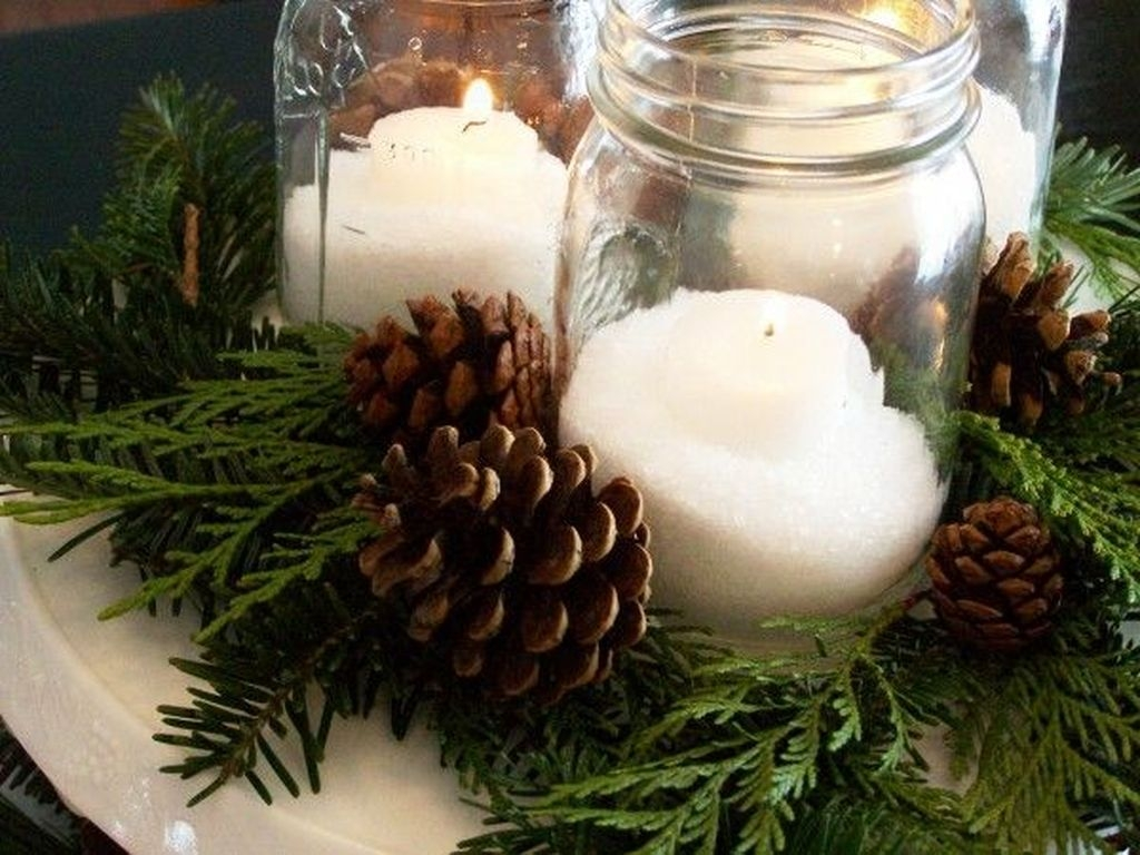 The Best DIY Christmas Centerpiece Decoration For Your Amazing Christmas 39