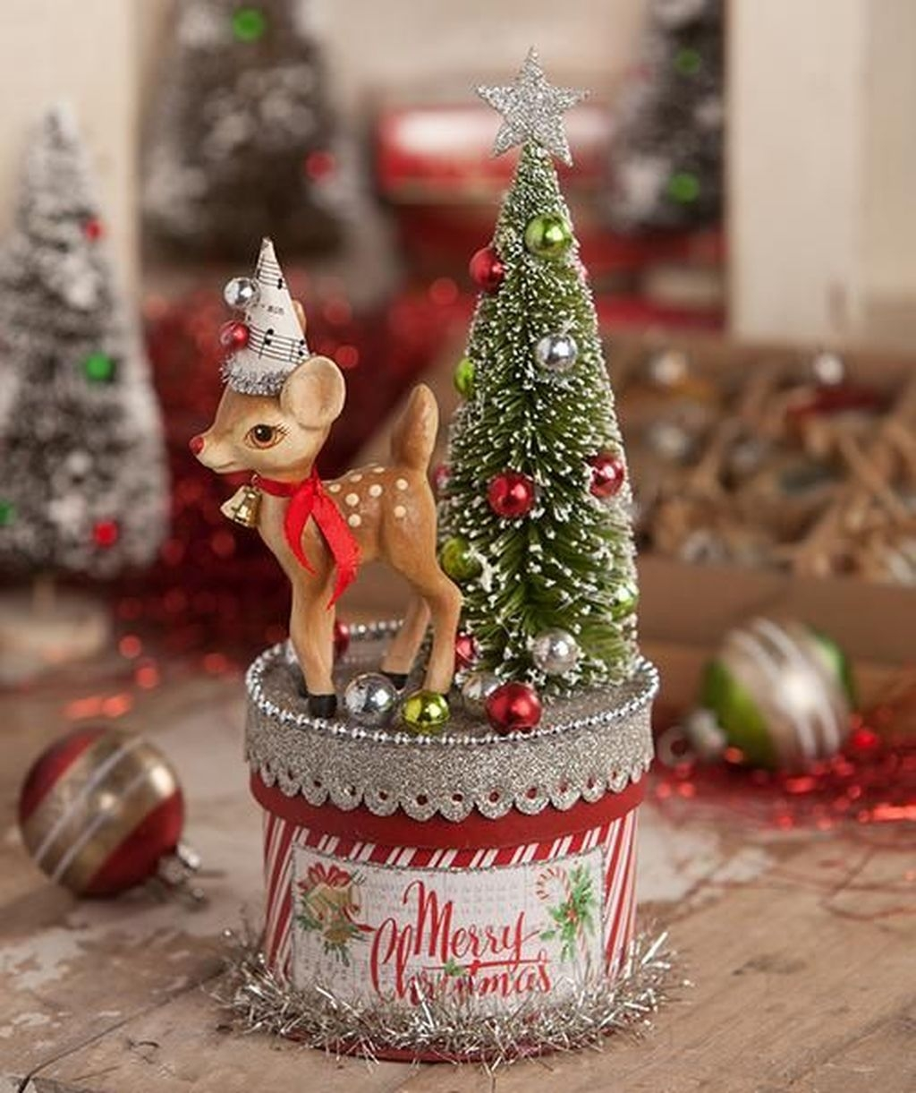 The Best DIY Christmas Centerpiece Decoration For Your Amazing Christmas 50