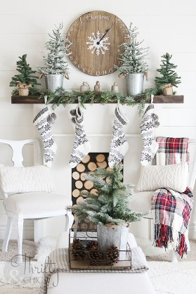 The Best Winter Decoration For Apartment 07
