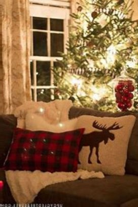 The Best Winter Decoration For Apartment 15