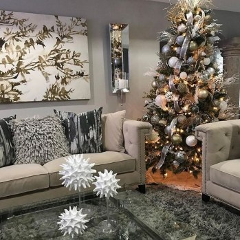 The Best Winter Decoration For Apartment 26