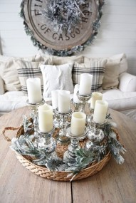 The Best Winter Decoration For Apartment 31