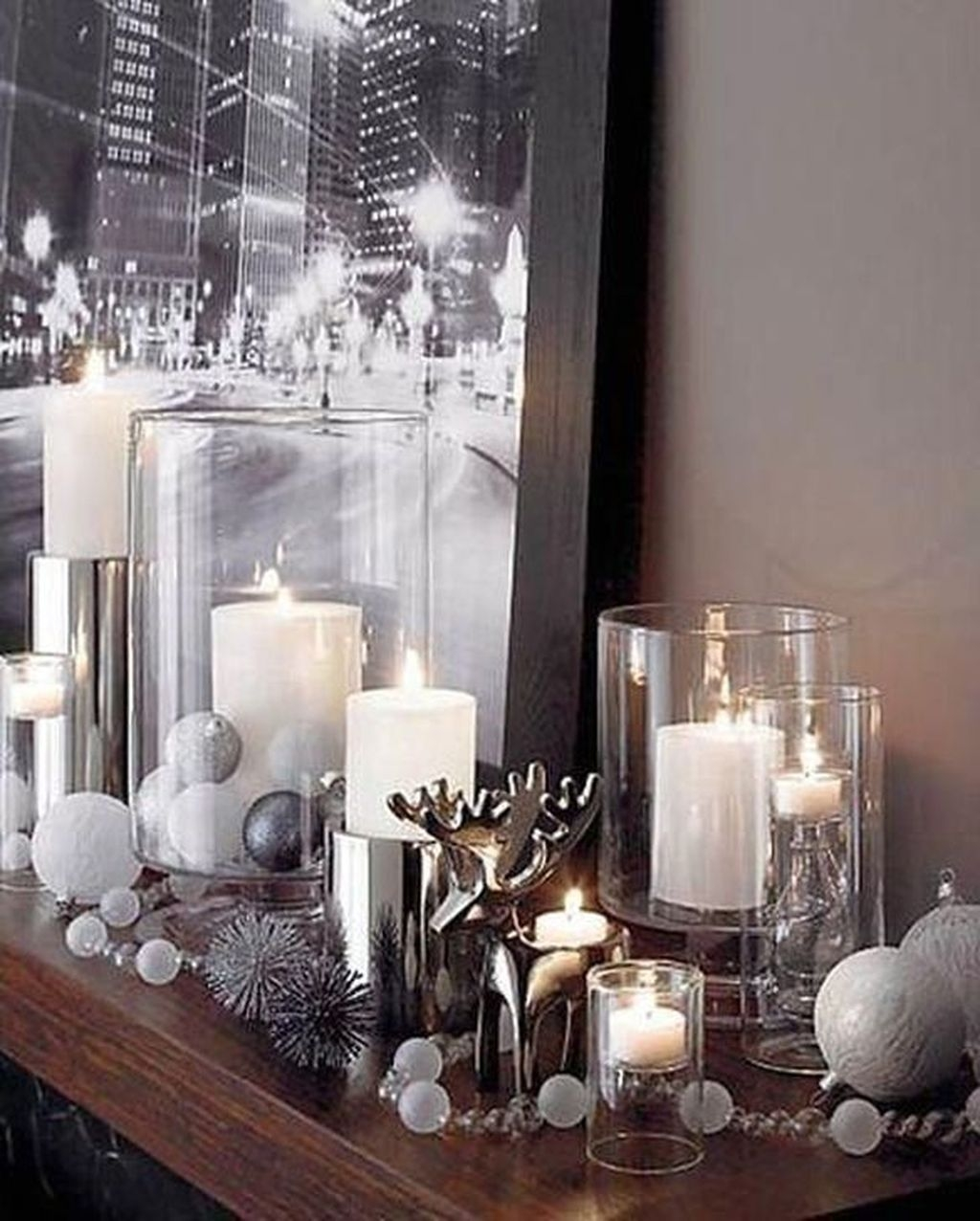 The Best Winter Decoration For Apartment 43